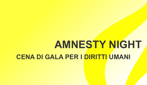 Amnesty Night