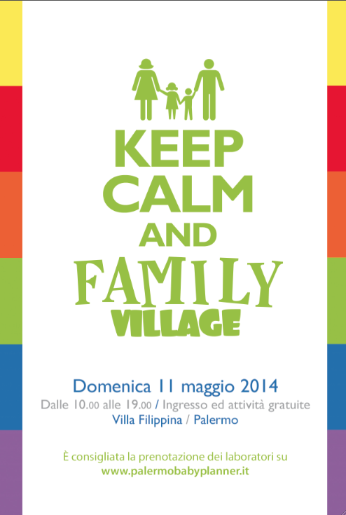 Family Village 2014