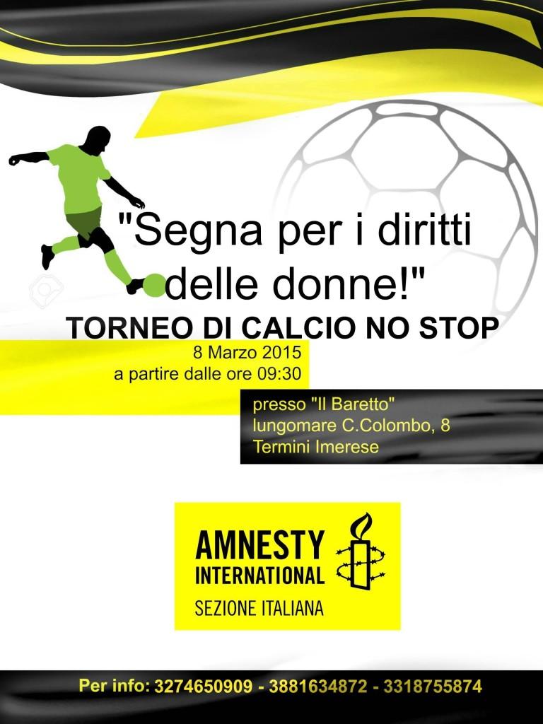 Torneo di calcio no stop - Termini Imerese