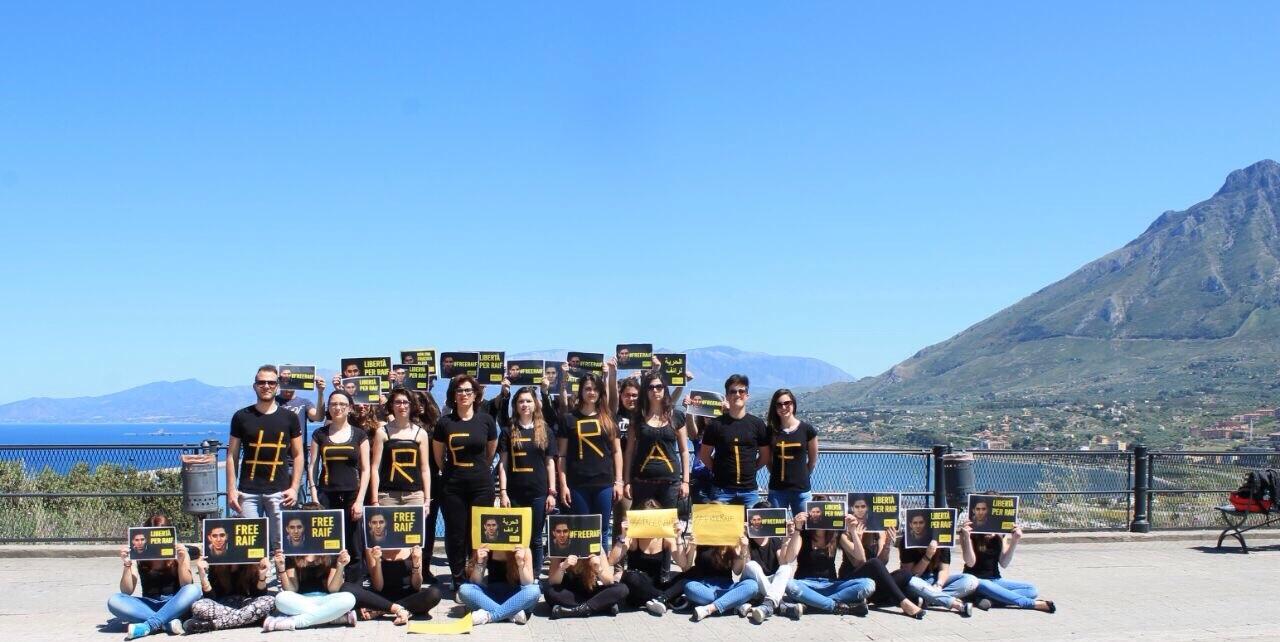 Amnesty International per Raif Badawi - Termini Imerese