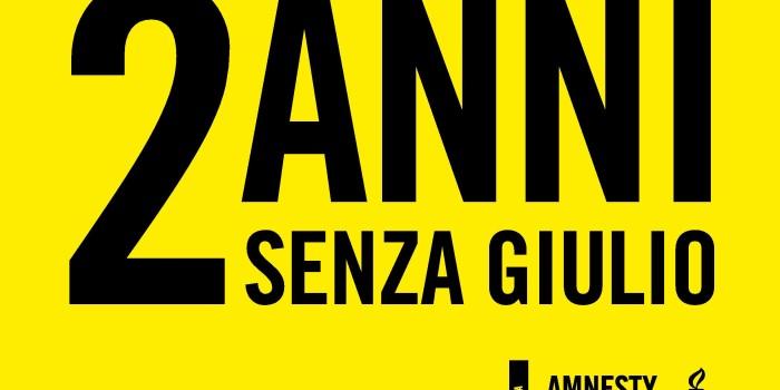 2 Anni Senza Giulio Regeni