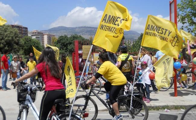CicloAmnesty 2018 – Catania Edition