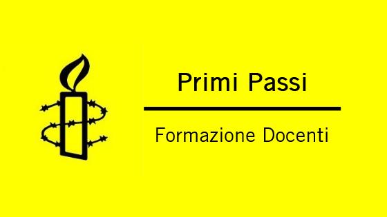Primi Passi – Formazione Docenti